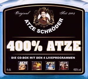 400% Atze-die Atze CD-Box