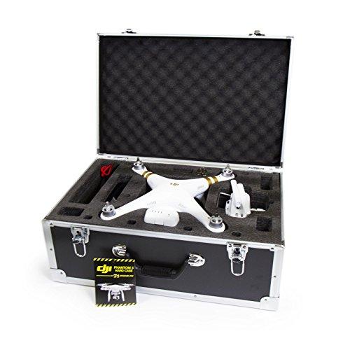 DJI Phantom 3 Professional/Advanced/Standard RTF RC Drone Hard Box