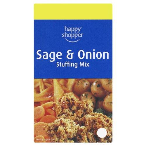 Happy Shopper Sage & Onion Stuffing Mix 12x85g