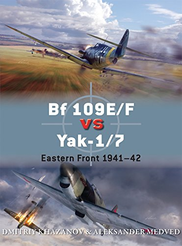Bf 109E/F vs Yak-1/7: Eastern Front 1941-42 (Duel)
