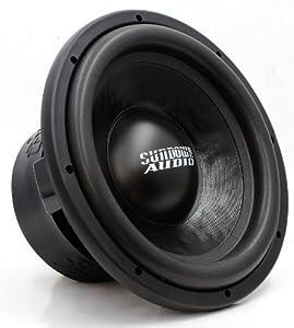 """SA-12 D4 - Sundown Audio 12"""" 600W Dual 4-Ohm SA Series Subwoofer"""