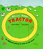Drive Your Tractor (0744531314) by Nilsen, Anna