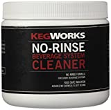 KegWorks No-Rinse Beverage System Cleaner