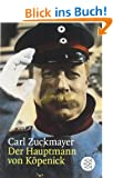 Der Hauptmann von K�penick: Ein deutsches M�rchen