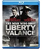 The Man Who Shot Liberty Valance [Blu-ray] [Import]