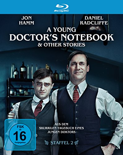 A Young Doctor's Notebook - Staffel 2 [Blu-ray]