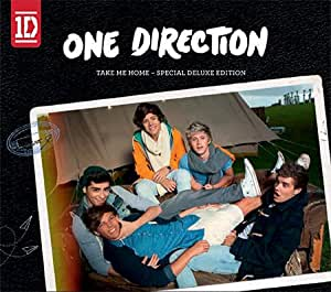 Pop CD, One Direction - Take Me Home (CD+DVD Special Deluxe Edition)[002kr]