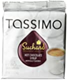 Suchard Hot Chocolate, T-Discs for Tassimo Coffeemakers, 8-Count Packages (Pack of 5)