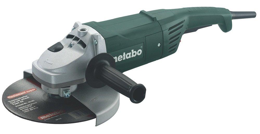 Metabo 6.06421.00 Winkelschleifer WX 2000 230 mm 2000W 13Nm, 4500 U/min  BaumarktKundenbewertungen