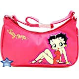 Classic Beauty Betty Boop Purse in Pink