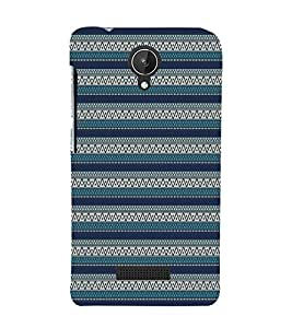 Green Tribal Clothing 3D Hard Polycarbonate Designer Back Case Cover for Micromax Canvas Spark Q380