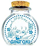 銀魂 硝子小瓶 坂田銀時 俺の瓶には、甘いモノを入れて使うよーに!