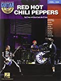 img - for Red Hot Chili Peppers - Guitar Play-Along Volume 153 (Book/CD) (Hal Leonard Guitar Play-Along) book / textbook / text book