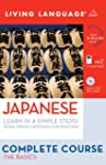 Japanese: The Basics (Living Language...