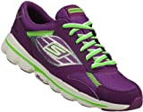 Skechers Womens GO Skechers Synthetic-And-Mesh Running