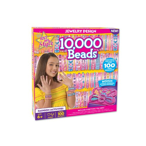 Just My Style 10,000 Bead Kit