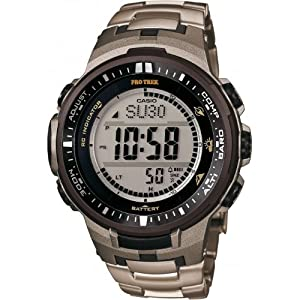 Watch Casio Pro Trek Prw-3000t-7er Men´s Grey