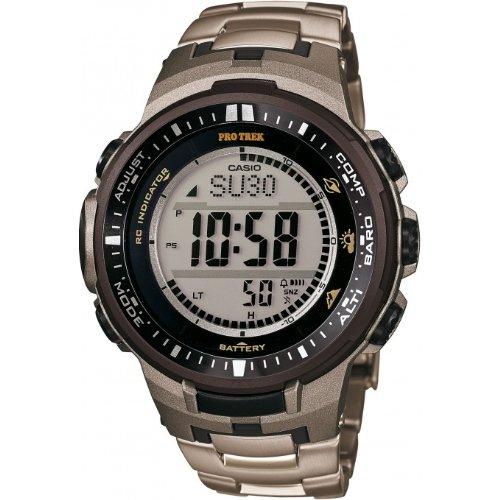 Watch Casio Pro Trek Prw-3000t-7er Men´s Grey