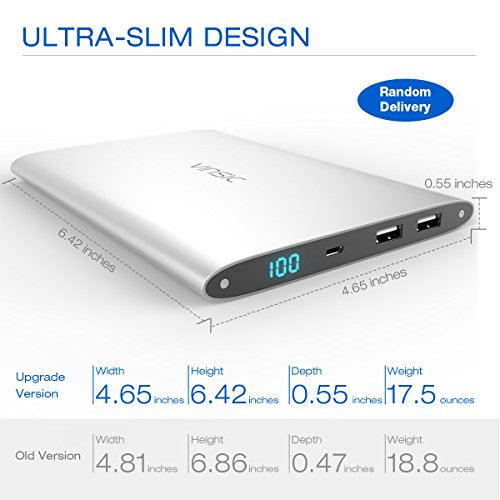 Vinsic-20000mAh-Ultra-Slim-Dual-USB-Power-Bank
