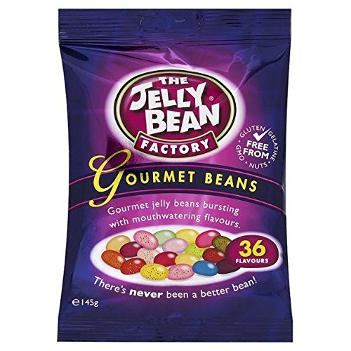 Jelly Bean Factory Jelly Bean Bag - 145g (Butterscotch Jelly Beans compare prices)