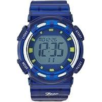 Titan Zoop Digital Grey Dial Children's Watch - C3026PP02