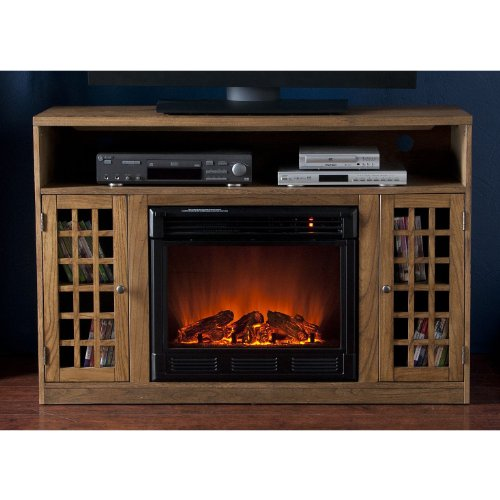 Holly & Martin Mason Media Electric Fireplace photo B008Q76UR6.jpg