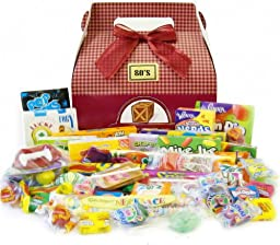 Candy Crate 1980\'s Retro Candy Gift Box