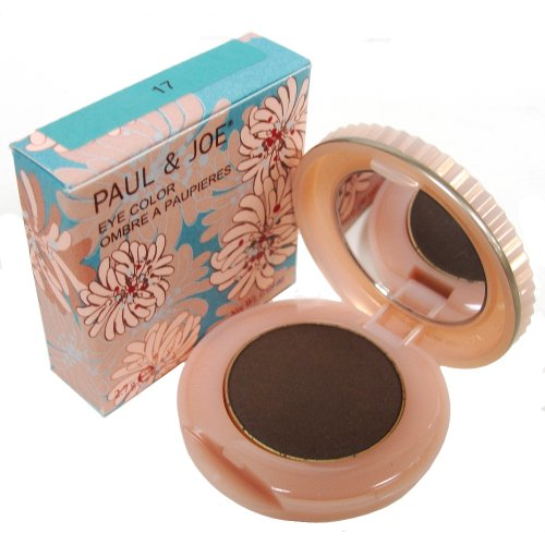 Paul & Joe Beaute Eye Color 0.09 oz Bitter Chocolate 17 (Stella Rose Red Wine compare prices)