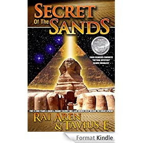 Secret of the Sands, 2009 ReadersFavorite.com 'Fiction-Mystery' Silver Medalist, SECOND EDITION (English Edition)