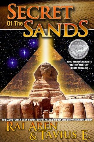 Secret of the Sands, 2009 ReadersFavorite.com 'Fiction-Mystery' Silver Medalist, SECOND EDITION