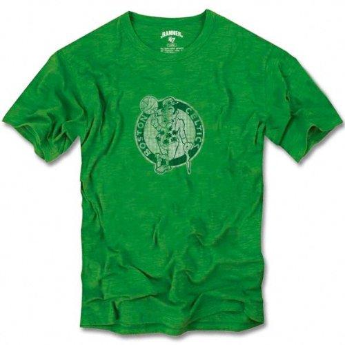 t-shirt celtics vintage boston