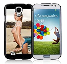 buy Kate Upton Sexy Wet T Shirt Black Samsung Galaxy S4 Cellphone Case Diy And Durable Cover