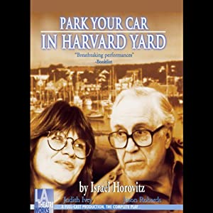Park Your Car in Harvard Yard | [Israel Horovitz]