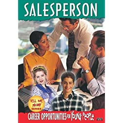 Tell Me How Career Series: Salesperson