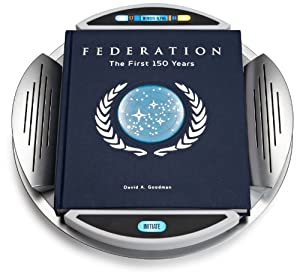 Star Trek Federation: The First 150 Years $49.99