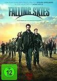 DVD Cover 'Falling Skies - Die komplette zweite Staffel [3 DVDs]