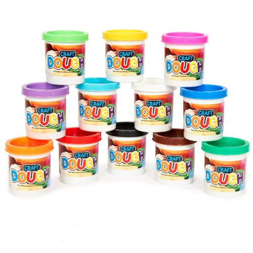 Color Dough Asst. (12 count)