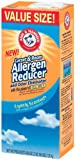 Arm & Hammer CDC 84113 42.6 oz Carpet And Room Allergen Reducer And Odor Eliminator, Shaker Box (Case of 9)