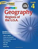 Geography, Grade 4: Regions of the U.S.A. (Spectrum)