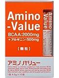アミノバリュー サプリメントスタイル 4.5g×10袋