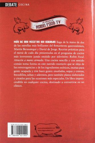 Libro m s de 999 recetas sin bobadas more than 999 for La cocina de david de jorge