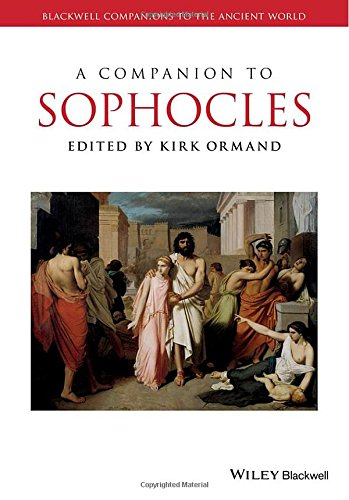 sophocles a collection of critical essays