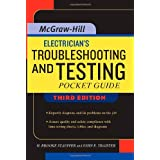 Electrician's Troubleshooting and Testing Pocket Guide, Third Editionby Brooke Stauffer