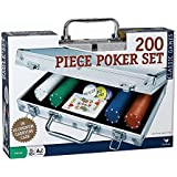 200 pc Poker Set In Aluminum Case
