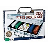 Poker Set In Aluminum Case ~ Cardinal Industries