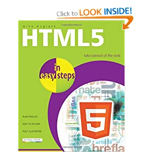 HTML5 in Easy Steps Mike McGrath