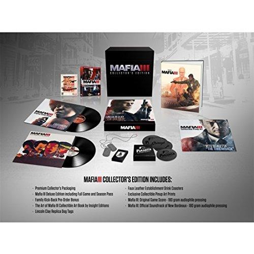 Mafia III Collector's Edition PlayStation 4 マフィアIIIコレクターズエディションプレイステーション4ビデオゲーム 北米英語版 [並行輸入品]