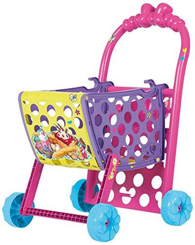 IMC Toys 181724 - Minnie Carrello Della Spesa con Accessori