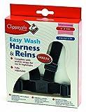 Clippasafe Easy Wash Harness -Navy