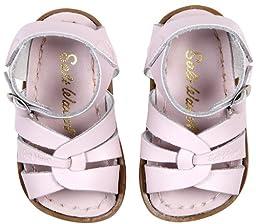 Salt Water Sandals by Hoy Shoe Original Sandal (Toddler/Little Kid/Big Kid/Women\'s),Pink,3 M US Infant